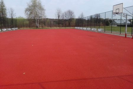 Modernization of the school sport field in Żarki