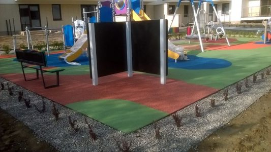 playground in Lublin