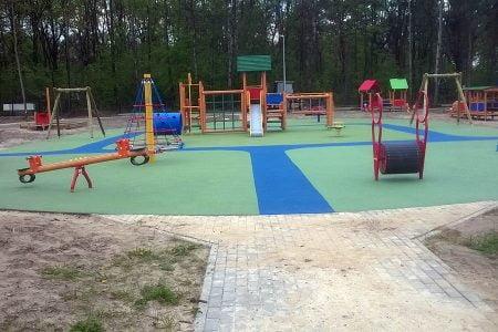 playground - Żabia Wola