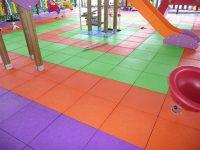Safe polyurethane tiles (3/3)