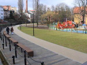 Ekoway - przykładowe realizacje - Bydgoszcz Wyspa Młyńska zdj03