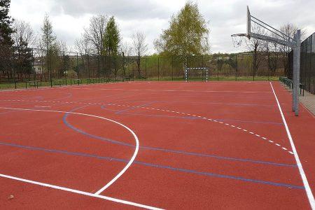 Modernization of the school sport field in Żarki